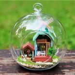 Ngôi Nhà Mô Hình DIY Tự Làm (B007)