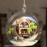 Ngôi Nhà Mô Hình DIY Tự Làm (B001)