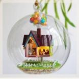 Ngôi Nhà Mô Hình DIY Tự Làm (B006)