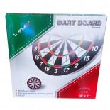 Bảng Phóng Phi Tiêu 18 inch (Flocked Dart Board)