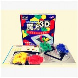 Board Game Strategy 3D