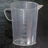 Bộ 4 Ca Đong Nhựa Pha Chế Trà Sữa 100ML