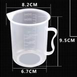 Bộ 4 Ca Đong Nhựa Pha Chế Trà Sữa 300ML