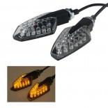 Bộ 2 đèn LED Xi Nhan Xe Máy Phân Khối 02