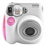 Máy Chụp Hình Lấy Ngay FujiFilm Instax Mini 7s Hồng