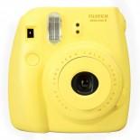 Máy Chụp Hình Lấy Ngay FujiFilm Instax Mini 8 Vàng