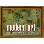 Modern Art Board Game