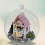 Ngôi Nhà Mô Hình DIY Tự Làm G012