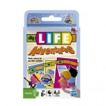 The Game of Life Adventures Card Game