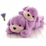 Thú Nhồi Bông Chó Thơm Lavender