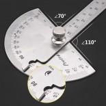 Thước Đo Góc 180 độ - 145mm (Loại Nhỏ)