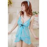 Váy Ngủ Gợi Cảm B201 (Xanh Dương)