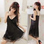 Váy Ngủ Gợi Cảm D411(Đen)