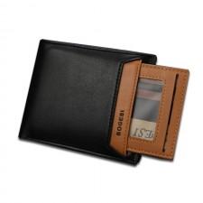 Bóp Nam Thời Trang BGS-721-1 (Đen)