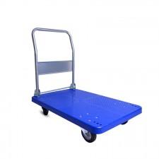 Xe Đẩy Hàng Sàn Nhựa 90x60cm Tải Trọng 300Kg
